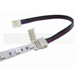 LED-POL ZŁĄCZKA RGB Z KABLEM