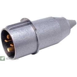 63A 3P+N 500V wtyk metalowy