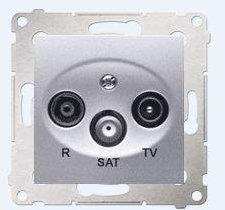 SIMON 54 SREBRNY R-TV-SAT KOŃC (DASK.01/43)