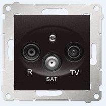 SIMON 54 ANTRACYT GN RTV/SAT KOŃ (DASK.01/48)
